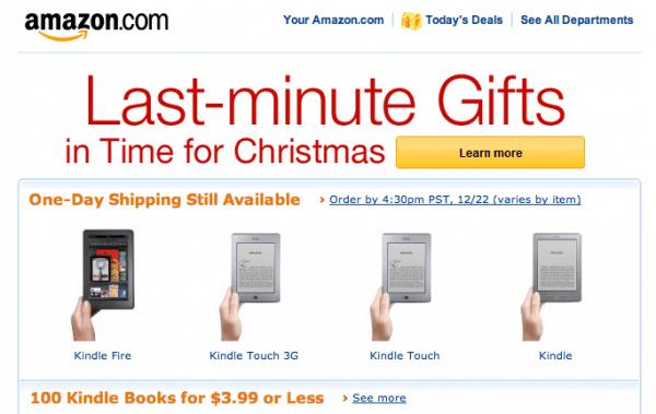 Amazon product promotion